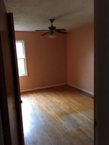1532 Greenock bedroom before