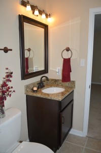 276 Murray Fork Drive family room bathroom