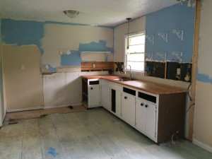 276 Murray Fork kitchen before